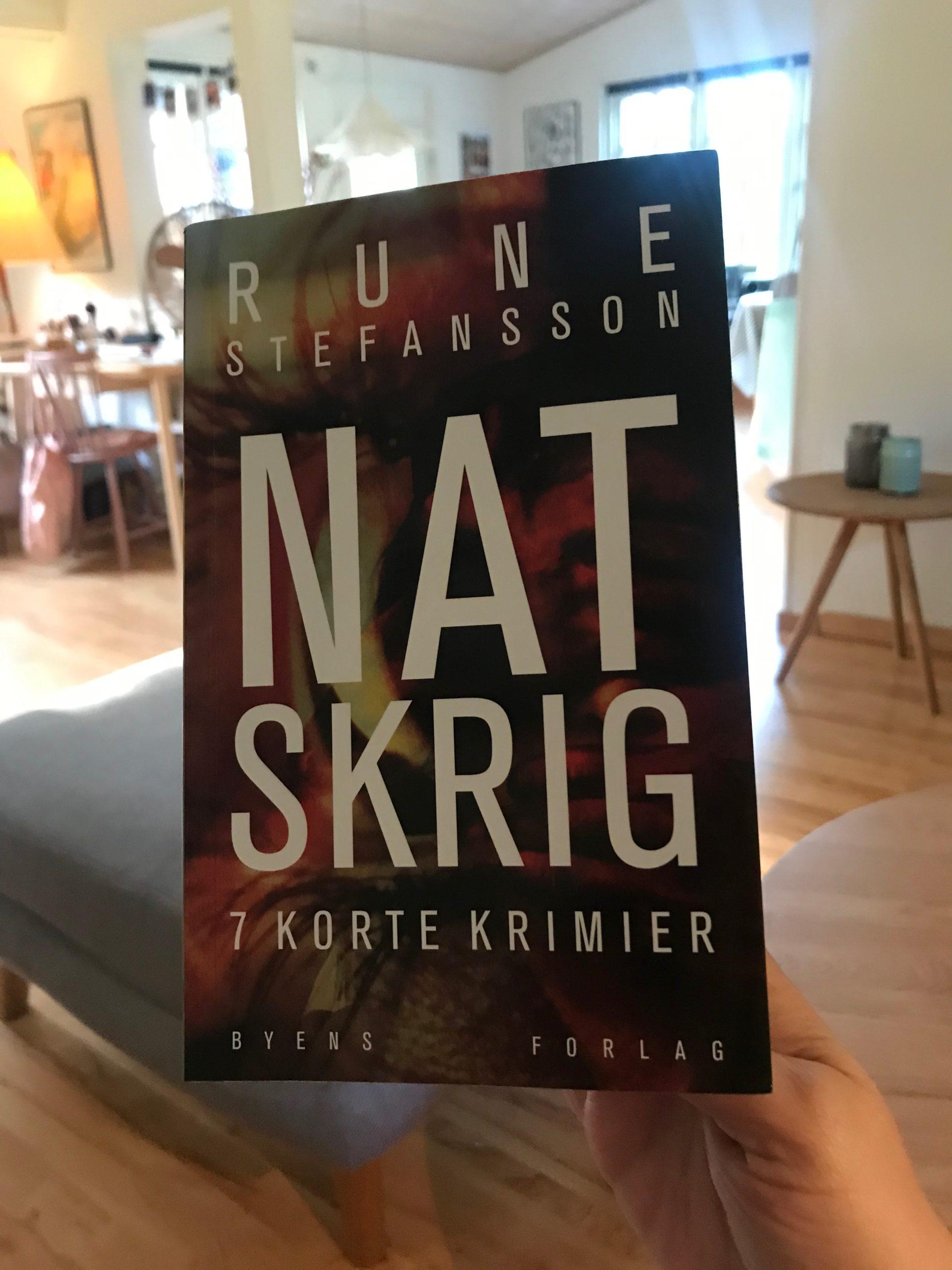 Natskrig af Rune Stefansson